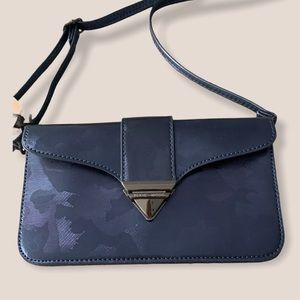 NWT Pixie Mood Jacqueline Pouch- Midnight Blue